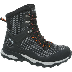 High Colorado Alaska Schuhe black-grey black-grey
