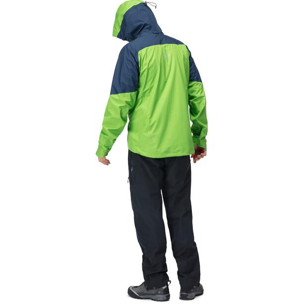 Norrøna Falketind Gore-Tex Jacket Herr bamboo green