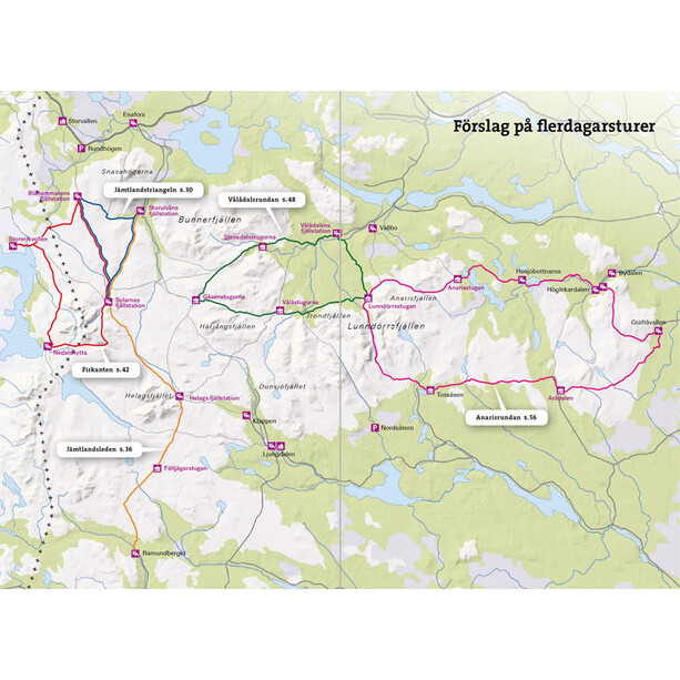 Calazo Fjällvandra i Jämtland 2 ed