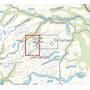 Calazo Høyfjellskart Galdhøpiggen