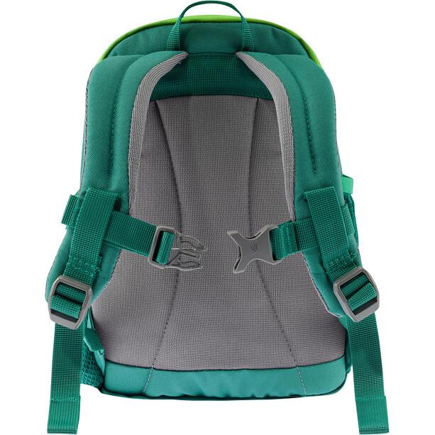 Deuter Pico Rucksack 5l Kinder alpinegreen/kiwi