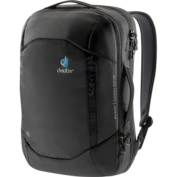Deuter Aviant Carry On 28 Reisetasche black