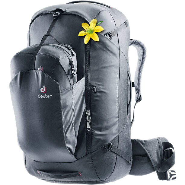 Deuter Aviant Access Pro 65 SL Reisetasche Damen black