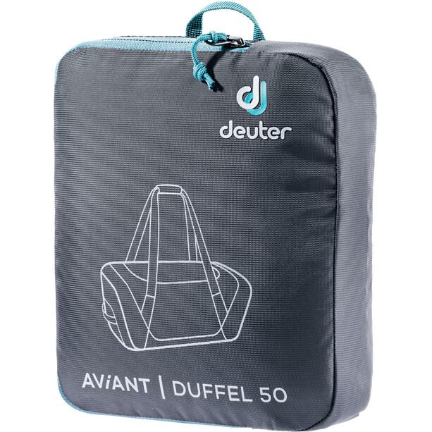 Deuter Aviant Duffel 50 black