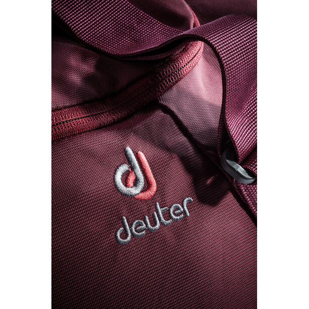 Deuter Aviant Duffel 50 maron/aubergine