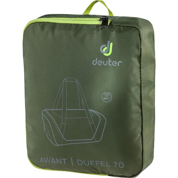 Deuter Aviant Duffel 70 khaki/ivy