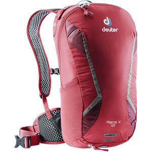 Deuter Race X Backpack 12 litres cranberry/maron cranberry/maron