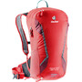Deuter Race EXP Air Backpack 14+3l chili/cranberry