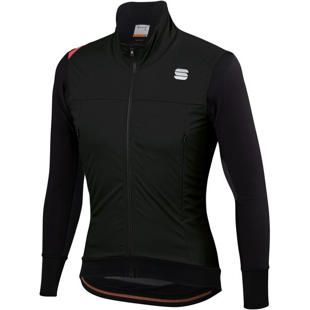 Sportful Fiandre Strato Windjacke Herren black