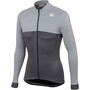 Sportful Giara Langarm Thermal Trikot Herren anthracite