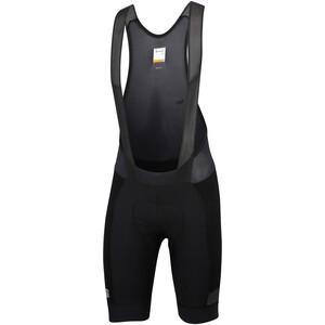 Sportful Giara Mid-Season Trägerhose kurz Herren black black