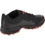 Icebug Pytho4 BUGrip Shoes Herr black/ruby