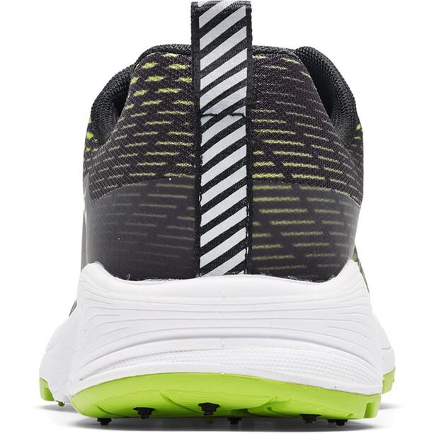 Icebug NewRun BUGrip Shoes Herr Black/Poison
