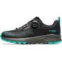 Icebug NewRun BUGrip GTX Shoes Dam Black/Jade Mist