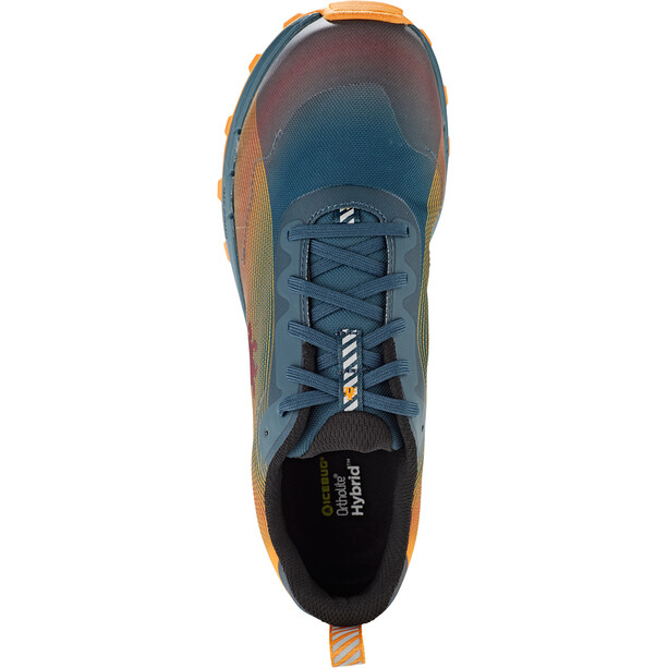Icebug Oribi5 BUGrip Shoes Herr forest/tiger lily