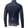 Castelli Mortirolo V Jacket Herr dark/steel blue