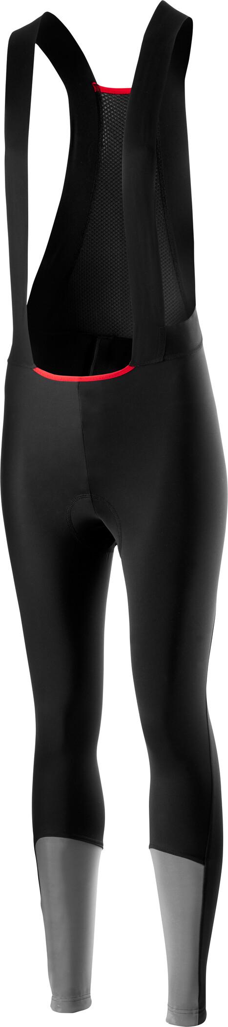 Castelli Nanoflex 2 Black Bib shorts