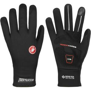 Castelli Perfetto RoS Handschuhe Herren schwarz schwarz