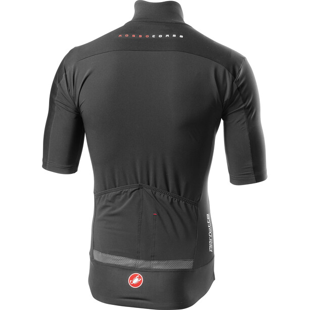 Castelli Perfetto RoS Light Kurzarm Trikot Herren light black