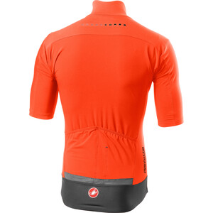 Castelli Perfetto RoS Light Kurzarm Trikot Herren orange orange