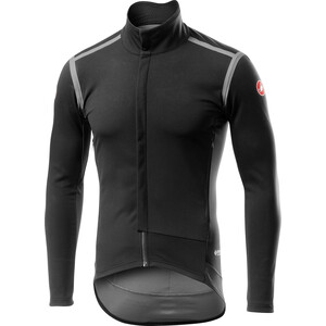 Castelli Perfetto RoS Langarm Jacke Herren light black light black