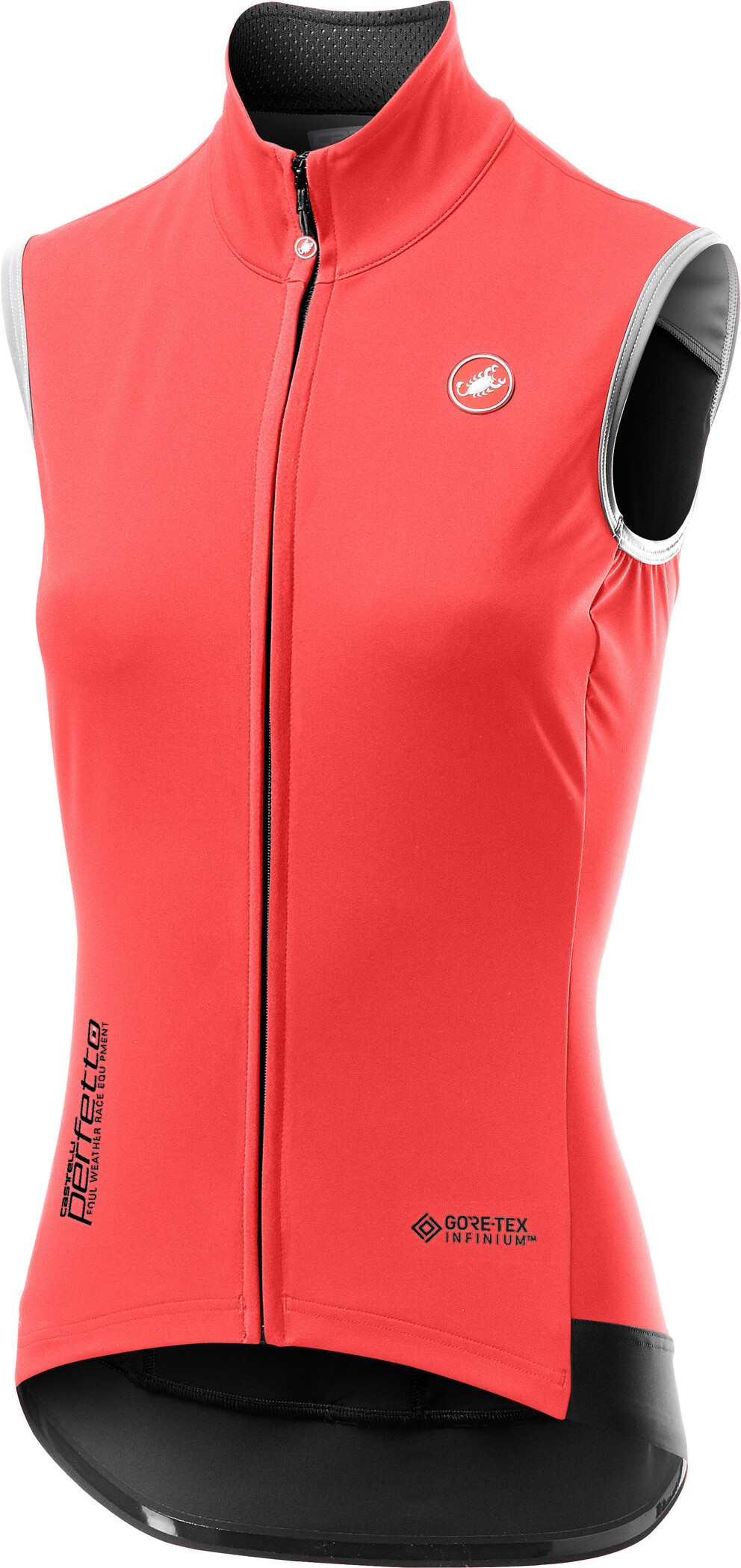 Perfetto RoS Vest Damer, pink | cykelvest