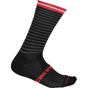 Castelli Venti Soft Socken black black