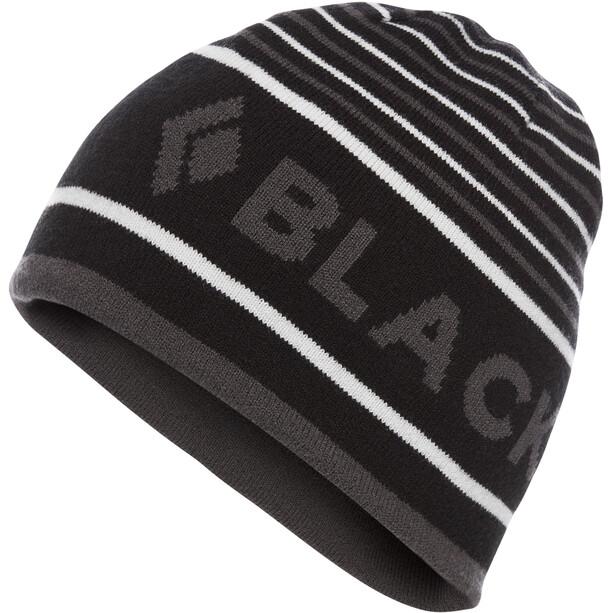 Black Diamond Brand Beanie schwarz/grau