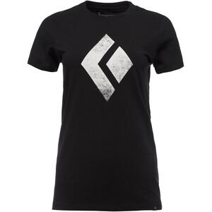 Black Diamond Chalked Up T-Shirt Damen black black