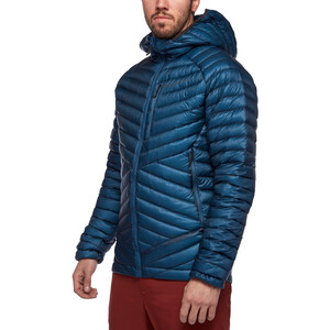 Black Diamond Approach Daunenhoody Herren astral blue astral blue