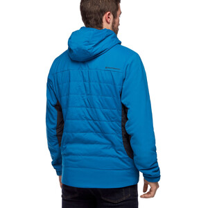 Black Diamond First Light Stretch Hoodie Herren kingfisher/black kingfisher/black
