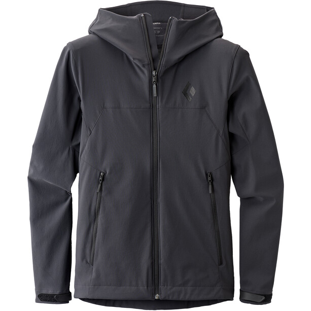 Black Diamond Dawn Patrol Shell Jacke Damen smoke