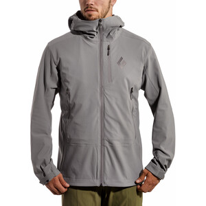Black Diamond Dawn Patrol Shell Jacke Herren ash ash