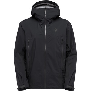 Black Diamond Helio Active Shell Jacke Herren black black
