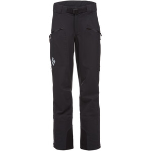 Black Diamond Recon Stretch Ski Hose Damen schwarz schwarz