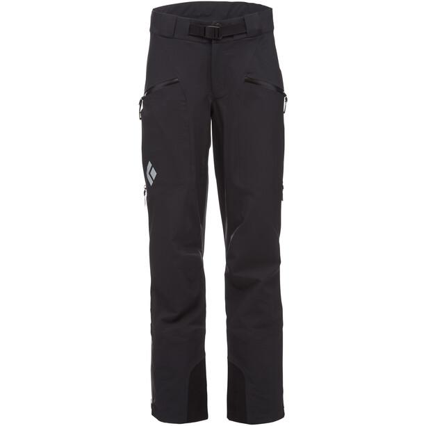 Black Diamond Recon Stretch Ski Hose Damen black
