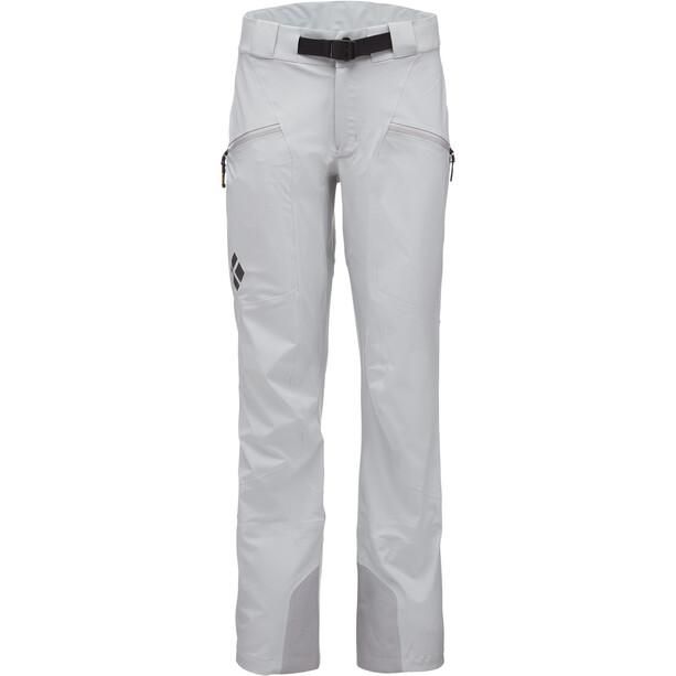 Black Diamond Recon Stretch Ski Hose Damen aluminum
