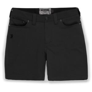 Chrome Anza Shorts Dam svart svart