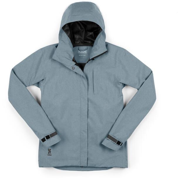 Chrome Storm Signal Jacket Women blå