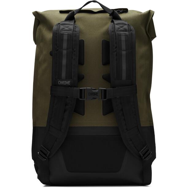 Chrome Urban EX Rolltop Rucksack 28l ranger/black