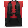 Chrome Urban EX Rolltop Rucksack 28l red/black