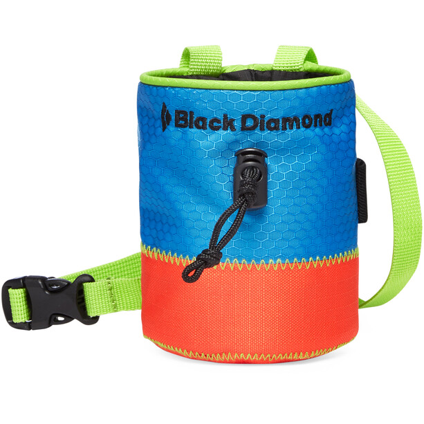 Black Diamond Mojo Chalk Bag Kinder macaw