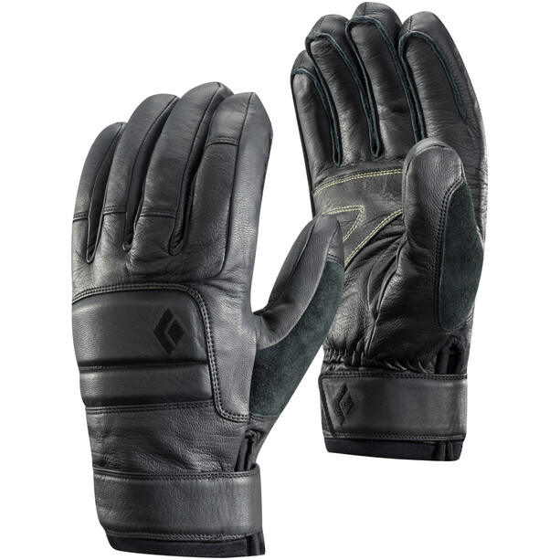 Black Diamond Spark Pro Handschuhe smoke