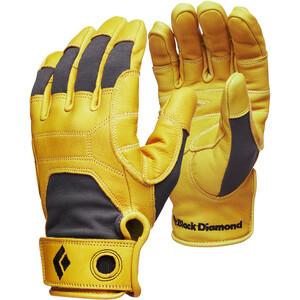 Black Diamond Transition Handschuhe gelb/grau gelb/grau