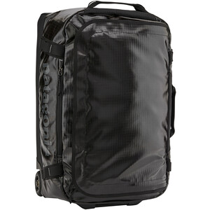 Patagonia Black Hole Wheeled Duffel Bag 40l Black Black