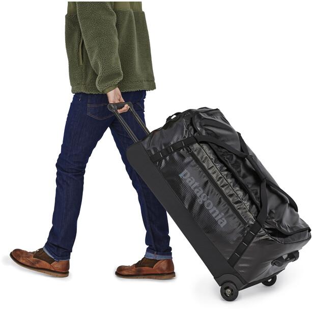 Patagonia Black Hole Wheeled Duffel Bag 100l svart