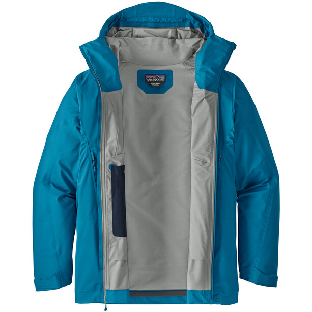 Patagonia Ascensionist Jacket Herr balkan blue