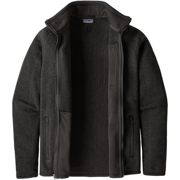 Patagonia Better Sweater Jacket Men Black