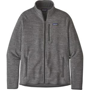 Patagonia Better Sweater Jacket Men grå grå