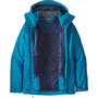 Patagonia Powder Bowl Jacket Herr balkan blue